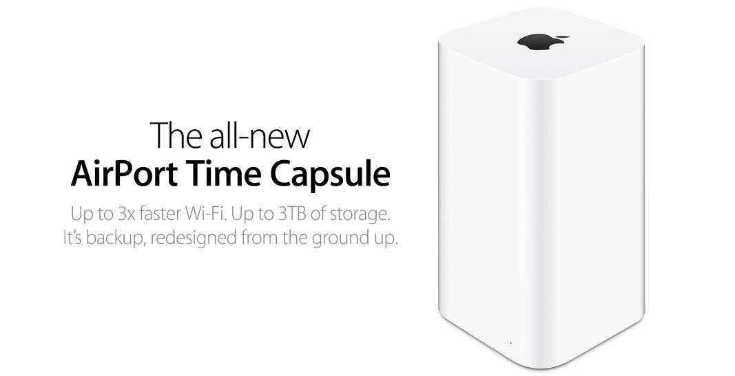 airport time capsule user manual